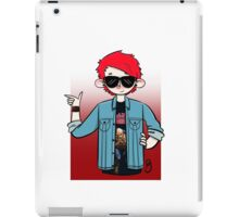 Mike's new hair color (11/19/2015) iPad Case/Skin