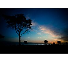 Williamstown Sunset Photographic Print