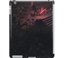 UNLEASHING THE DARK SIDE iPad Case/Skin
