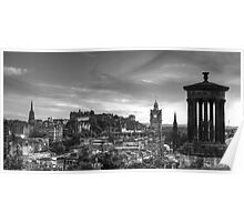 Edinburgh Panorama Poster