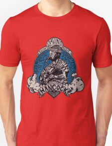 "wayne ""the train"" hancock  Unisex T-Shirt"