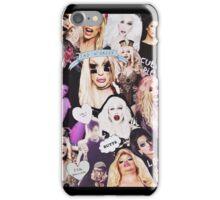Drag Queen Collage iPhone Case/Skin