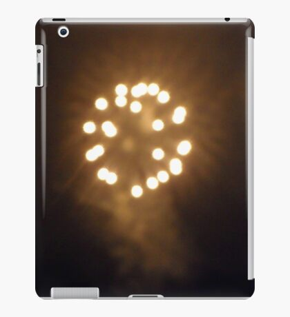 Blinded by the light iPad Case/Skin