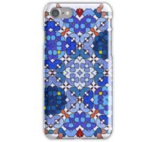 Ink dots - a coloring  iPhone Case/Skin