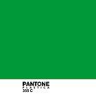 Pantone Plastica 355 C iPhone case by Plastica Tees