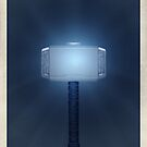 Thor: Mjölnir by Ajeyes