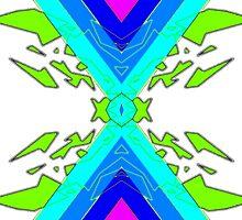 Symmetric Pattern 1 by SpaghettiFarmer