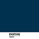 Pantone Plastica 7463 C iPhone case by Plastica Tees