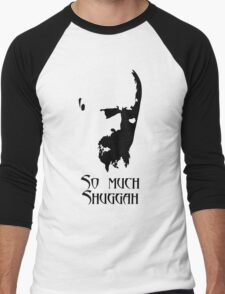 Much Meshuggah Men's Baseball ¾ T-Shirt