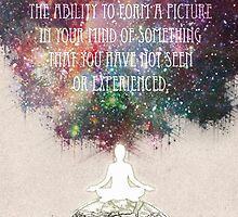 Imagination by jenndalyn