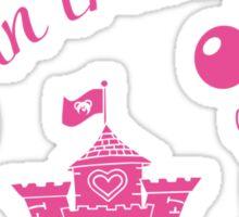 Princess in Training Sticker