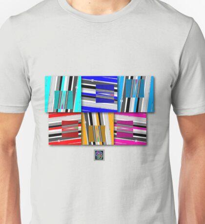"""Dynamic Zaslavskii Chaos - COLORS""© Unisex T-Shirt"