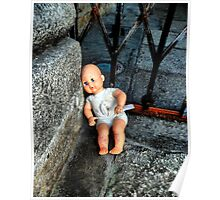 Abandoned doll Poster