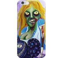 Alice and Chez iPhone Case/Skin