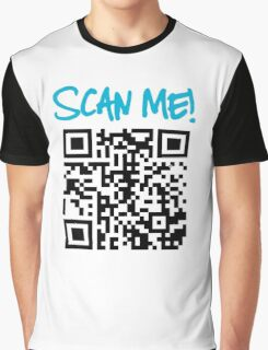 Scan Me! Graphic T-Shirt