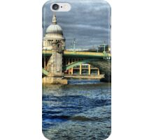 Southwark Bridge iPhone Case/Skin