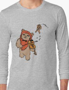 Exquisite Ewok Long Sleeve T-Shirt