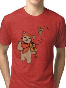 Exquisite Ewok Tri-blend T-Shirt