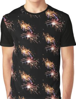 Fireworks  Graphic T-Shirt