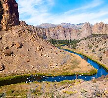 Smith Rock State Park (1 of 3) by Tim Cowley