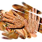 Traditional Mehndi Design by pseth