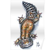 Gecko Friend Poster