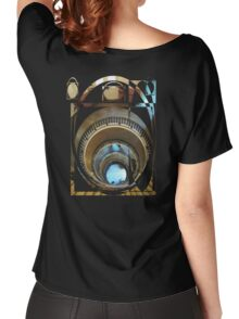 spiral staircase Women's Relaxed Fit T-Shirt