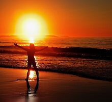 The sun is that big by Poete100