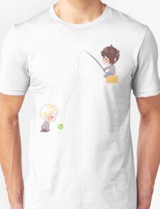 Chibi Drarry - Fishing Unisex T-Shirt