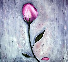 Single Rose by Ana Murillo