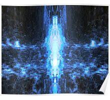 Supernova Falls Poster