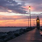 Desenzano del Garda Lighthouse by kirilart