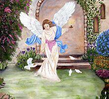 Angel  by Ana Murillo