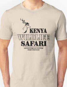 Kudu Antelope Wildlife Safari T-Shirt