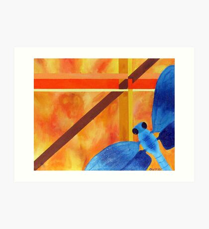Firefly 2 Art Print