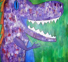 Dino by Ana Murillo