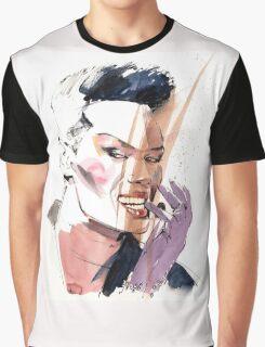 Grace Jones Graphic T-Shirt