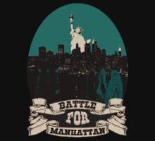 battle for manhattan by jammywho21
