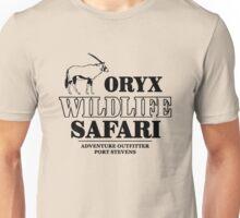 Oryx Antelope Wildlife Safari Unisex T-Shirt