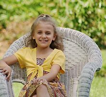 Sitting pretty by Penny Rinker