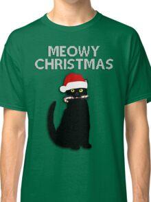 Meowy Christmas Classic T-Shirt