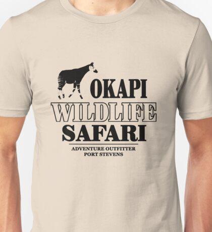 Okapi Wildlife Safari Unisex T-Shirt