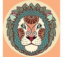 The Lion of Leo Photographic Print