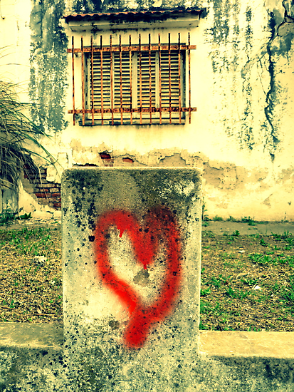 Love is all around! by Denis Marsili