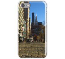 Cobble Stones - Union Square West iPhone Case/Skin