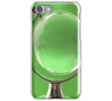 Glass Globe iPhone Case/Skin