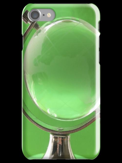 Glass Globe by Steve Outram