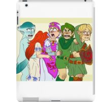 Legend of Zelda: Young Heroes iPad Case/Skin