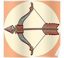 The Archer of Sagittarius Poster