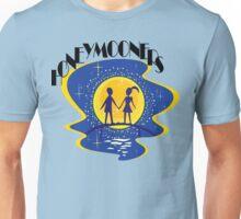 """Just Married """"Honeymooners"""" Unisex T-Shirt"""